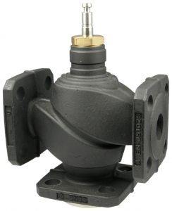 3-way flanged valve, PN 25/16 (pn.)
